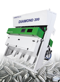 Sunflower Seeds Sorting Machine